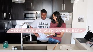 VEGAN BAKING WITH DANIEL EZRA | Greta Onieogou