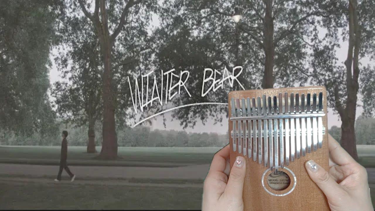 winter bear kalimba v of bts number tabs chords youtube. Black Bedroom Furniture Sets. Home Design Ideas
