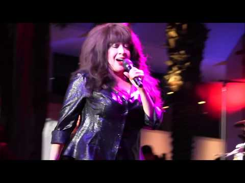"NAMM: Ronnie Spector reunites with Hal Blaine to stomp his signature ""Be My Baby"" beat"