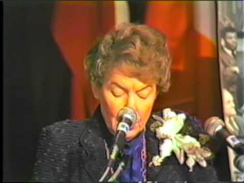 1984: Jeane J. Kirkpatrick