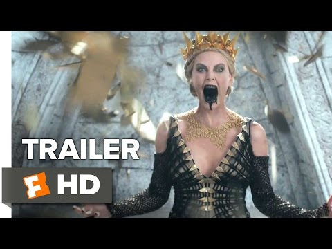 The Huntsman: Winter's War TRAILER 1 (2016) - Chris Hemsworth, Emily Blunt Action Movie HD