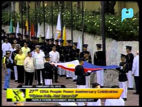 Part 2 - 27th Anniversary of EDSA People Power Celebration - PTV Special Coverage