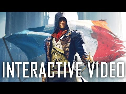 Assassin's Creed INTERACTIVE Video