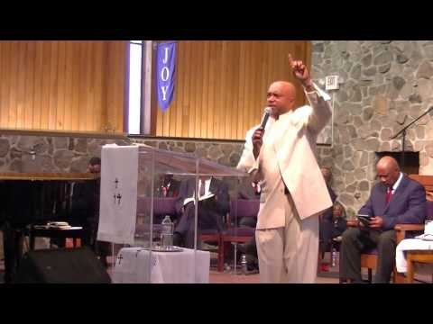 New Salem Pastor Jerry McAfee 3-12-17