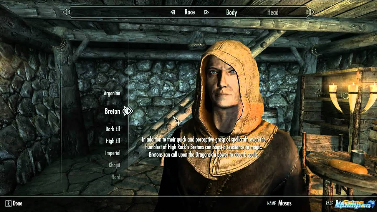 how to change character name in skyrim youtube