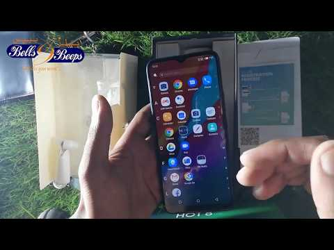 Infinix Hot 8 and Hot 8 lite review by Bells and Beeps