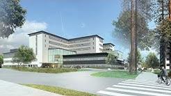 Kainuun uusi sairaala - esittelyvideo