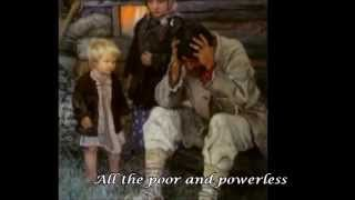 All the Poor and Powerless (All Sons & Daughters) with lyrics