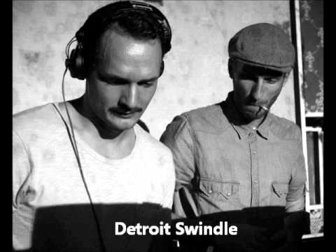 Detroit Swindle - December 2014 Mix