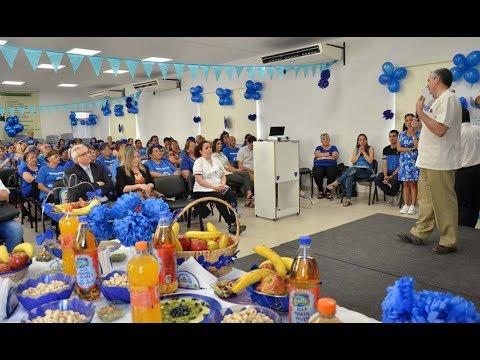 Pacientes, familiares y personal del hospital Avellaneda celebraron el Día Mundial de la Diabetes