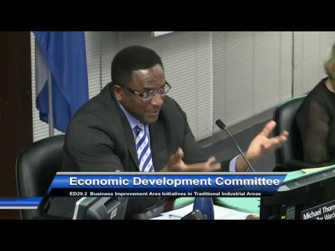 Economic Development Committee - May 10, 2018