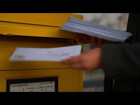 Die Beschwerden über die Briefzustellung der Post häufen sich massiv