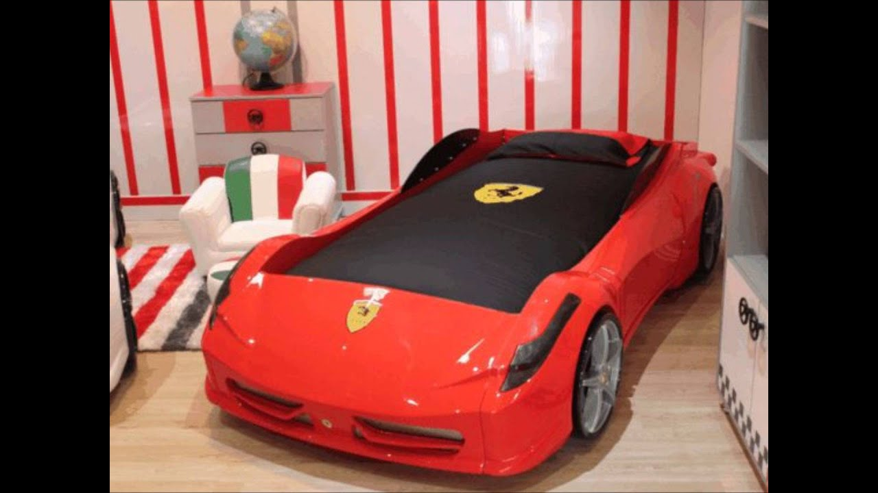 Aero Ferrari Look Car Bed
