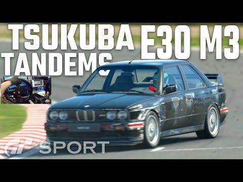 """Gran Turismo Sport """"UPDATE"""" E30 Tsukuba Online Tandems"""