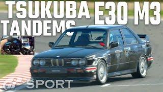 "Gran Turismo Sport ""UPDATE"" E30 Tsukuba Online Tandems | SLAPTrain"