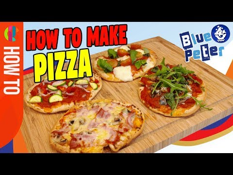How to make flatbread pizza!