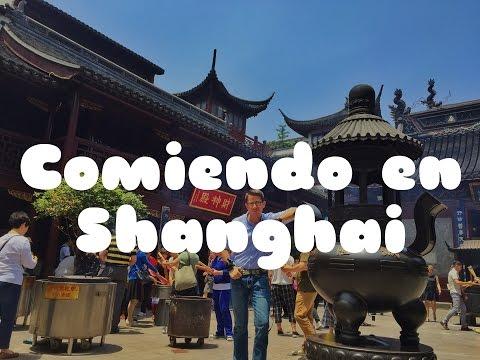 Shanghai Comida rapida, Dumpling, Xiao Long Bao, Panecillos al vapor, sopas exóticas