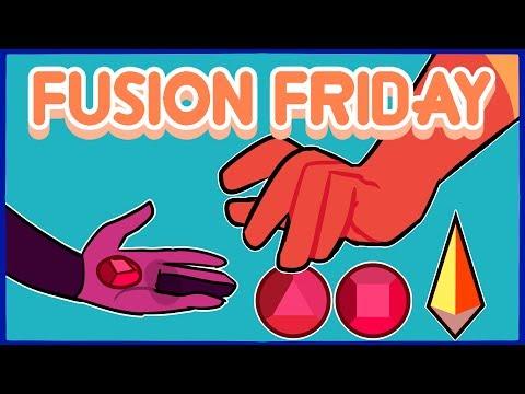 Fusion Friday | Jasper/Garnet | Speedpaint