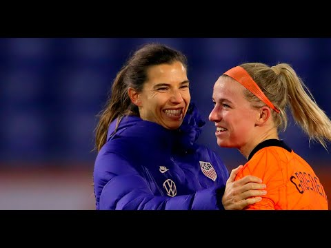 Tobin Heath vs Netherlands ● Every Touch
