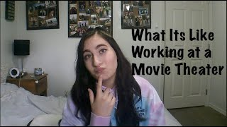 Pros/Cons of Working at a Movie Theater