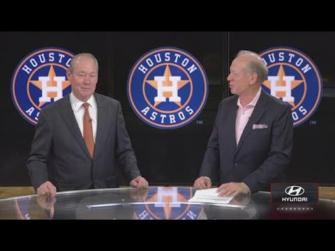 Astros Owner Jim Crane stops by Sports Extra