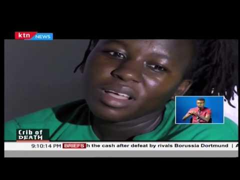 CRIB OF DEATH: The sad state of affairs at Mama Lucy Kibaki