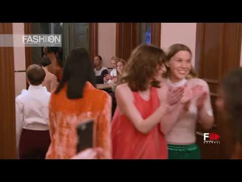 IDA KLAMBORN Fashion Week Stockholm Fall Winter 2017-18 fashion show - Fashion Channel