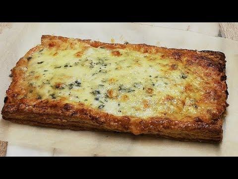 tarte-feuilletÉe-au-thon-facile-(cuisine-rapide)