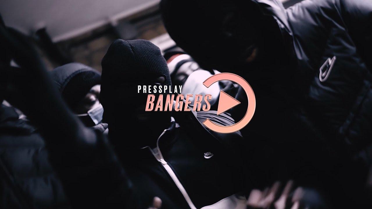 Download (OVE) Bagzoverfame x Riskey x (HB5) Greeze - 3 Da O (Music Video) | Pressplay
