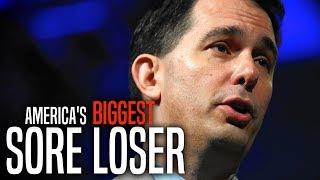 Scott Walker's Last-Ditch Effort to Ruin Wisconsin Showcases GOP's Authoritarianism