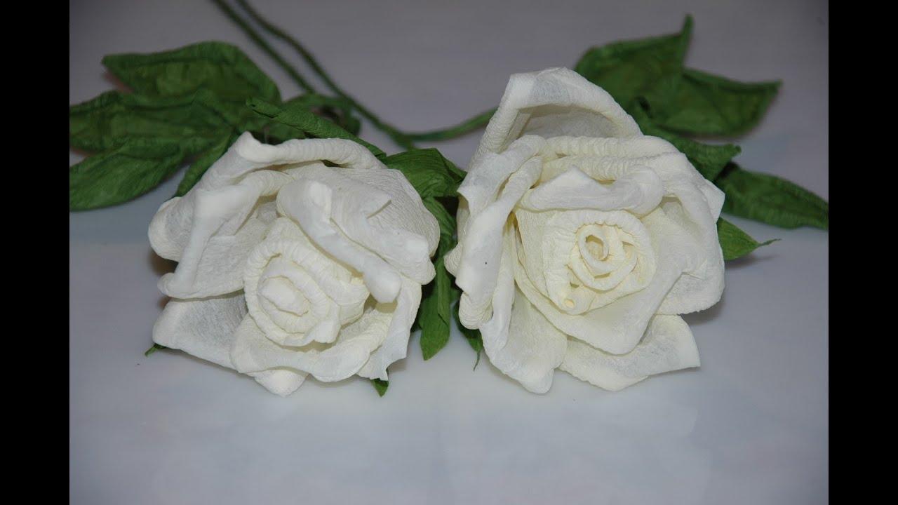 Цветы из бумаги своими рукам розы фото 509