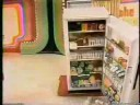 The Price is Right - A Refrigerator Almost Falls on Janice -- No, wait, its a freezer
