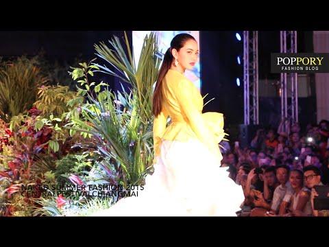 ใหม่ ดาวิกา โฮร์เน่ Naked Summer Fashion 2015 @ CentralFestivalChiangmai
