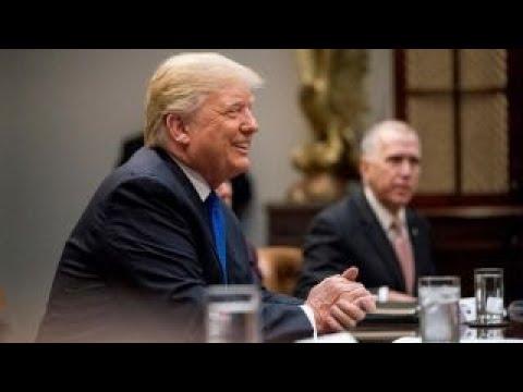 Trump attacks Dianne Feinstein for releasing Fusion GPS transcript