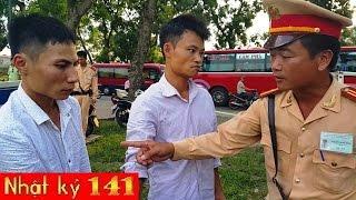 Vận chuyển 300 viên hồng phiến bị cảnh sát 141 phát hiện