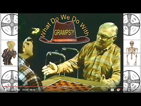 SA STGEC ~ Classics: What Do We Do With Gramps? (1987)