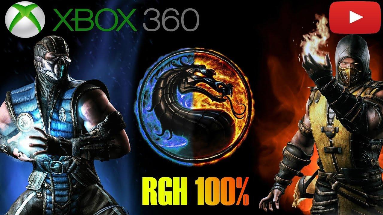 Descargar Y Instalar Mortal Kombat Komplete Edition Para Xbox 360
