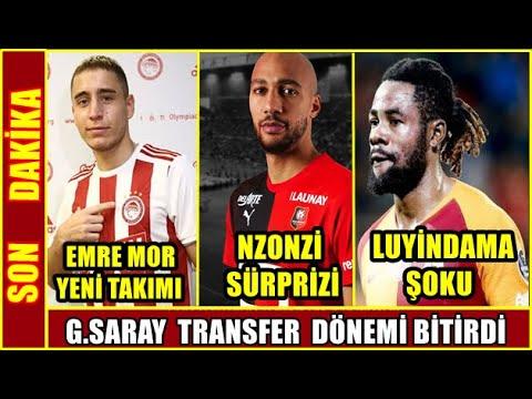 Galatasaray Transfer Dönemini Kapattı L İşte Gelenler Ve Gidenler