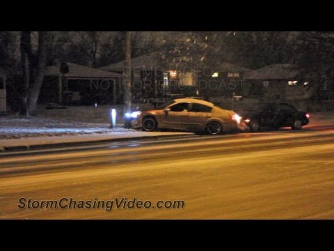 Buckle Up, Winter is coming - Behind The Chase - Storm Chasing Video Blog - Vol 3