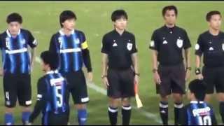 2015.10.17Jユースカップ2015 ガンバ大阪ユース