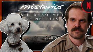 Misterios sin resolver en series originales de Netflix