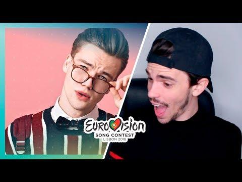 "EUROVISION 2018: CZECH REPUBLIC Mikolas Josef ""Lie To Me"" (REACTION)"