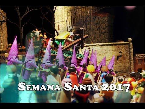 Semana Santa playmobil 2017 COMPLETA
