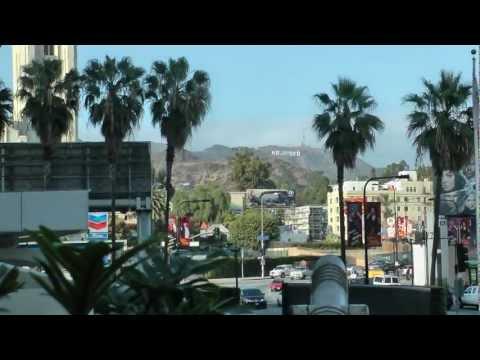 Hollywood California.  Walk of Fame
