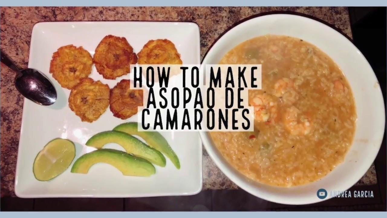 How To Make Asopao De Camarones Dominican Style Dominican