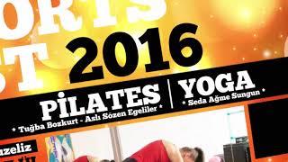 İzmir Sports Fest - Etkinlik Takvimi