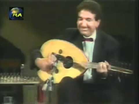 Taqsim Oud - Sabah Fakhri Concert