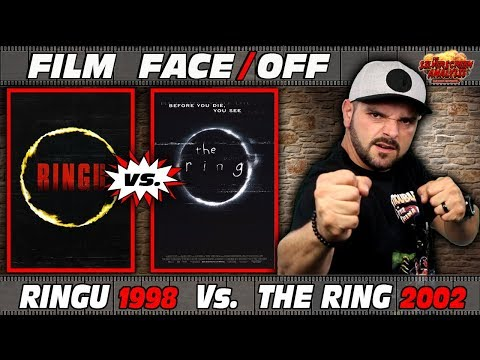 Film Face/Off - Ringu (1998) Vs. The Ring (2002)