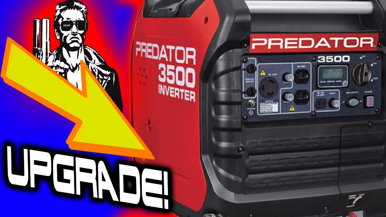 HF Predator Inverter Generators  - Page 2 - Airstream Forums