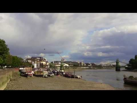 One hour in Hammersmith London